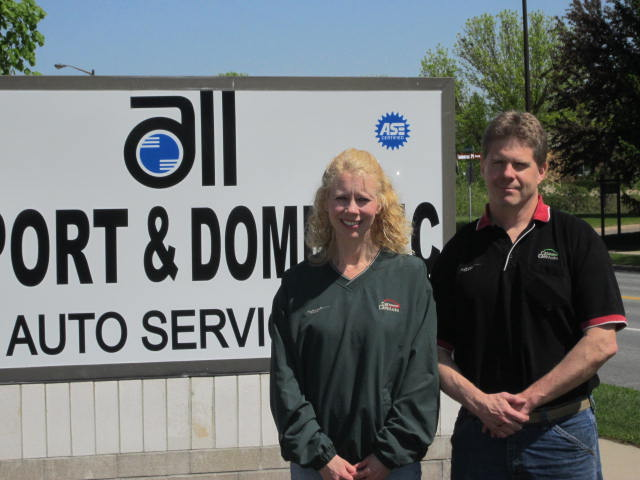 Welcome to All Imports & Domestic Auto Service in Eagan, MN 55123